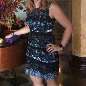 Lace BCBG dress!